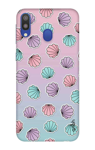 Gradient Flowers Samsung Galaxy M20 Cases & Covers Online