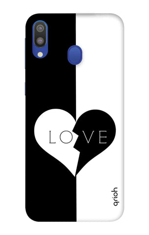 Love Samsung Galaxy M20 Cases & Covers Online