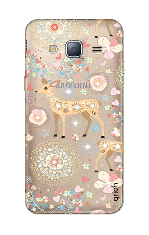 Bling Deer Samsung J3 Cases & Covers Online