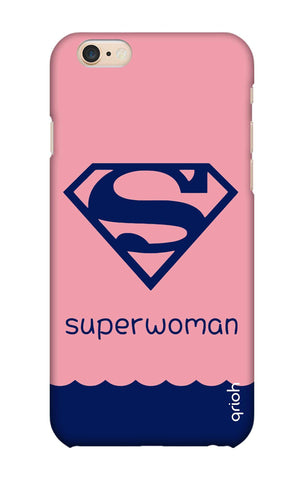 Be a Superwoman iPhone 6 Plus Cases & Covers Online