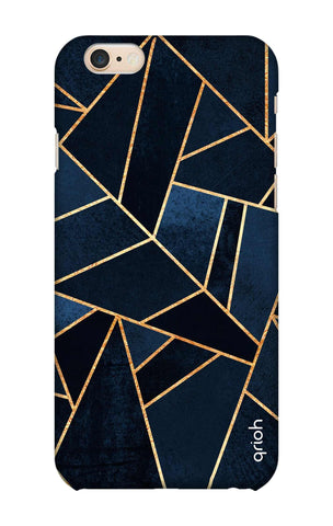 Abstract Navy iPhone 6 Plus Cases & Covers Online