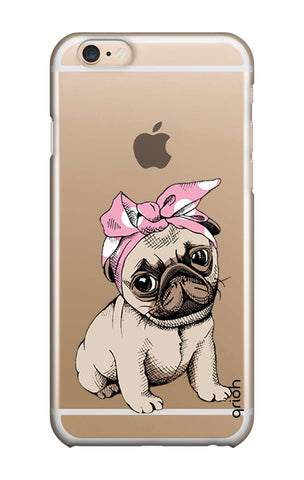 Pink Puggy iPhone 6 Plus Cases & Covers Online