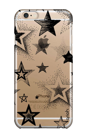 Black Stars iPhone 6 Plus Cases & Covers Online