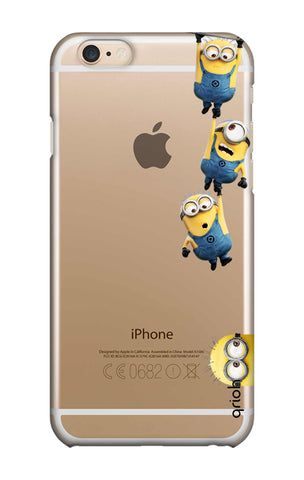 Falling Minions iPhone 6 Plus Cases & Covers Online