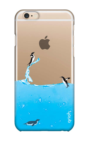 Penguins In Water iPhone 6 Plus Cases & Covers Online