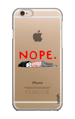 Nope iPhone 6 Plus Cases & Covers Online