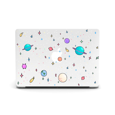 Galaxy Pattern Macbook Covers