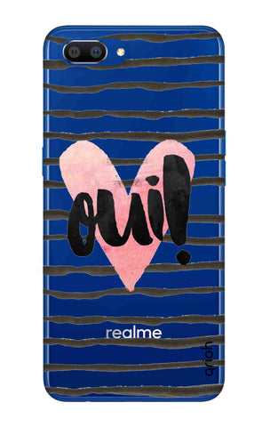 Oui! Realme C1 2019 Cases & Covers Online
