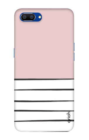 Horizontal Stripe Realme C1 2019 Cases & Covers Online