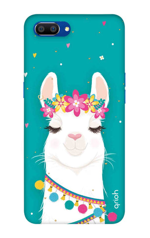 Cute Llama Realme C1 2019 Cases & Covers Online