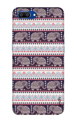 Elephant Pattern Realme C1 2019 Cases & Covers Online