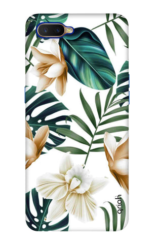 Group Of Flowers Oppo K1 Cases & Covers Online