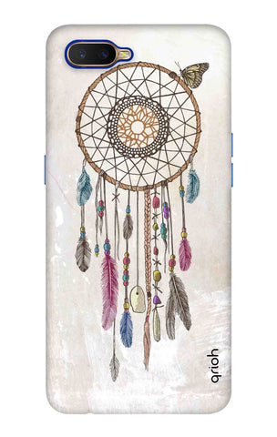 Butterfly Dream Catcher Oppo K1 Cases & Covers Online