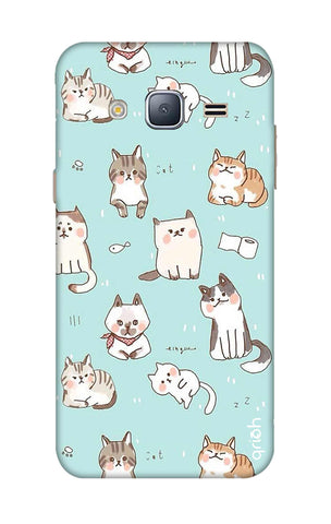 Cat Kingdom Samsung J3 2016 Cases & Covers Online
