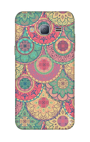 Colorful Mandala Samsung J3 2016 Cases & Covers Online