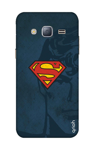 Wild Blue Superman Samsung J3 2016 Cases & Covers Online