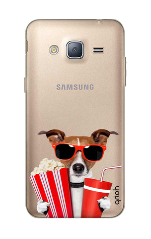 Dog Watching 3D Movie Samsung J3 2016 Cases & Covers Online