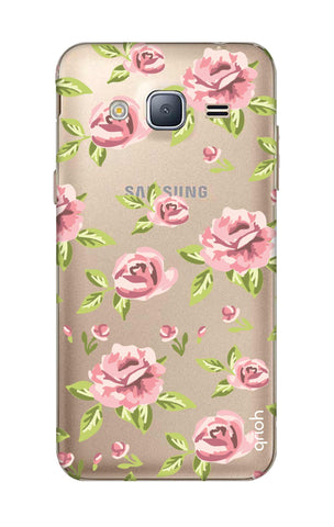 Elizabeth Era Floral Samsung J3 2016 Cases & Covers Online