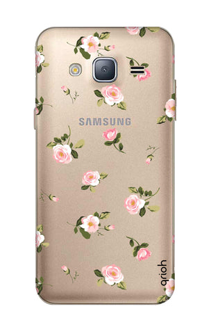 Pink Rose All Over Samsung J3 2016 Cases & Covers Online