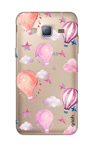 Flying Balloons Samsung J3 2016 Cases & Covers Online