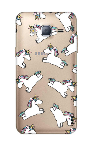 Jumping Unicorns Samsung J3 2016 Cases & Covers Online