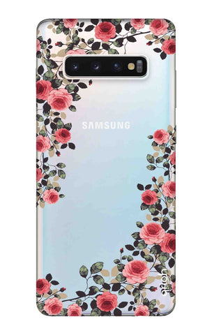 Floral French Samsung Galaxy S10 Cases & Covers Online