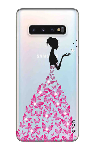 Princess Case With Heart Samsung Galaxy S10 Cases & Covers Online