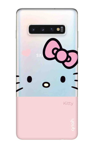 Hello Kitty Samsung Galaxy S10 Cases & Covers Online