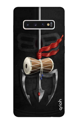 Mahadev Trident Samsung Galaxy S10 Cases & Covers Online