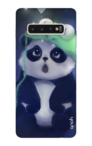 Baby Panda Samsung Galaxy S10 Cases & Covers Online