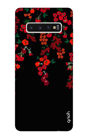 Floral Deco Samsung Galaxy S10 Cases & Covers Online