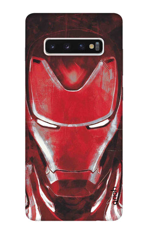 Grunge Hero Samsung Galaxy S10 Cases & Covers Online