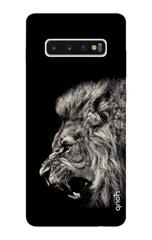 Lion King Samsung Galaxy S10 Plus Cases & Covers Online
