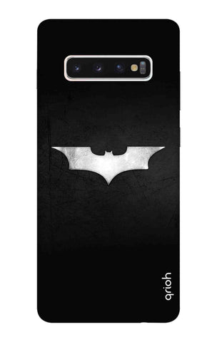 Grunge Dark Knight Samsung Galaxy S10 Plus Cases & Covers Online