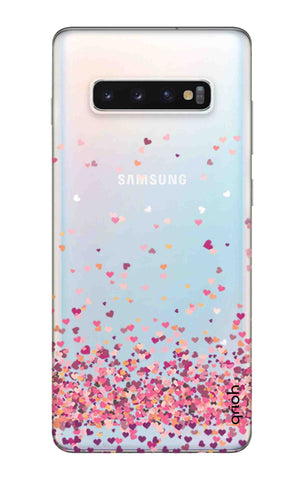Cluster Of Hearts Samsung Galaxy S10 Plus Cases & Covers Online