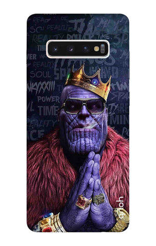 Blue Villain Samsung Galaxy S10 Plus Cases & Covers Online