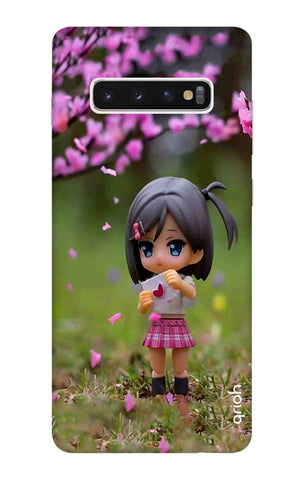 Cute Girl Samsung Galaxy S10 Plus Cases & Covers Online
