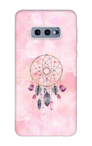 Pink Dreamcatcher Samsung Galaxy S10e Cases & Covers Online