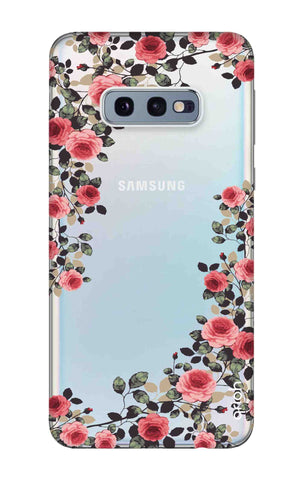 Floral French Samsung Galaxy S10e Cases & Covers Online
