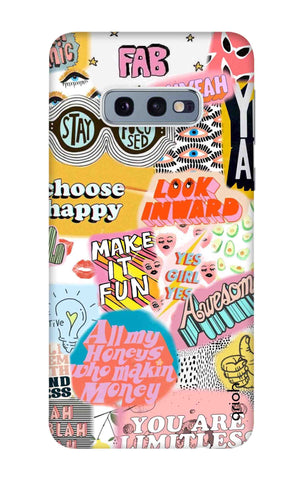 Make It Fun Samsung Galaxy S10e Cases & Covers Online