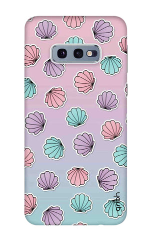 Gradient Flowers Samsung Galaxy S10e Cases & Covers Online