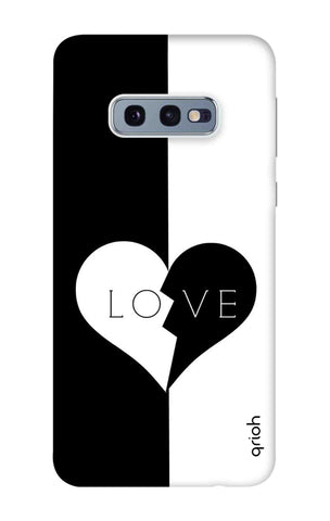 Love Samsung Galaxy S10e Cases & Covers Online