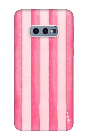 Painted Stripe Samsung Galaxy S10e Cases & Covers Online