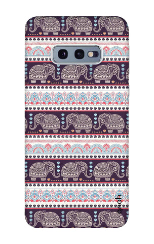 Elephant Pattern Samsung Galaxy S10e Cases & Covers Online