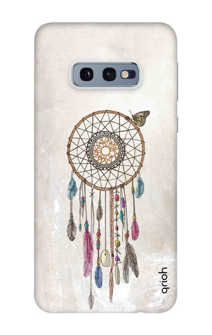 Butterfly Dream Catcher Samsung Galaxy S10e Cases & Covers Online