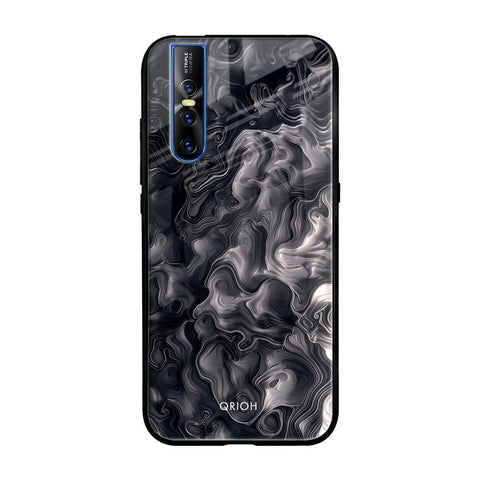 Cryptic Smoke Vivo V15 Pro Glass Cases & Covers Online