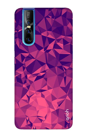 Purple Diamond Vivo V15 Pro Cases & Covers Online