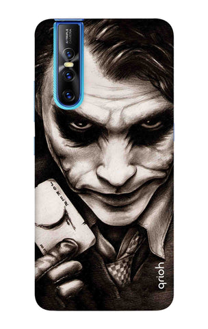 Why So Serious Vivo V15 Pro Cases & Covers Online