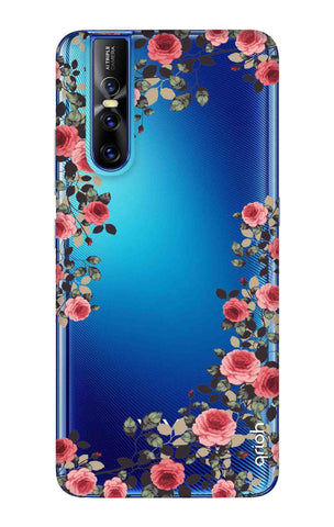 Floral French Vivo V15 Pro Cases & Covers Online