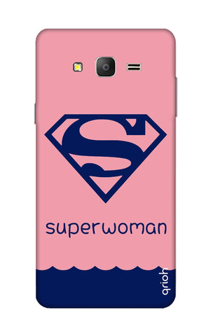 Be a Superwoman Samsung ON5 Cases & Covers Online